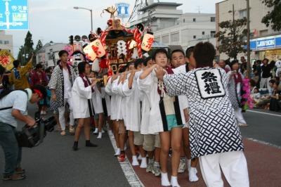 寒河江祭り 第26回 神輿の祭典 ...